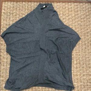 Loft short sleeves wrap